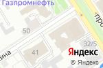 Схема проезда до компании Государственная инспекция Алтайского края в Барнауле