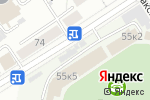 Схема проезда до компании Магазин молочной продукции и колбасных изделий в Барнауле
