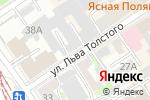 Схема проезда до компании Сладкоежка в Барнауле