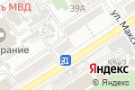 Схема проезда до компании Штаб по делам ГО и ЧС Центрального района в Барнауле