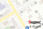 Схема проезда до компании Автомагазин в Барнауле