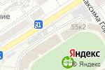 Схема проезда до компании Киоск по ремонту обуви и изготовлению ключей в Барнауле