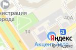 Схема проезда до компании Вечерки в Барнауле