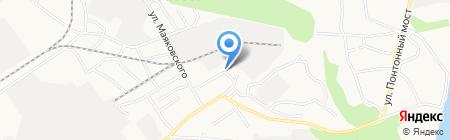 ХмельноФФ на карте Барнаула