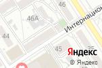 Схема проезда до компании Гранат в Барнауле