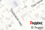 Схема проезда до компании Инвестиционная-строительная компания Вектор в Барнауле