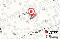 Схема проезда до компании Комплексное обслуживание бизнеса в Ильинском
