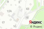 Схема проезда до компании Сибкомо в Барнауле