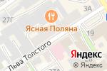 Схема проезда до компании Ремонт-Line в Барнауле