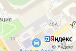 Схема проезда до компании Центр технического обслуживания контрольно-кассовых машин в Барнауле