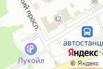 Схема проезда до компании ТЛК в Барнауле