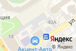 Схема проезда до компании Краевой шахматный клуб, КГБУ в Барнауле