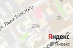 Схема проезда до компании Алтайэлектро в Барнауле