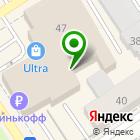 Местоположение компании Софт-Сервис