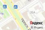 Схема проезда до компании Управление Алтайского края по ЖКХ в Барнауле