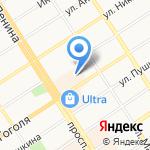 Федерация шахмат Алтайского края на карте Барнаула