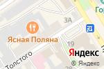 Схема проезда до компании Букет здоровья в Барнауле