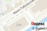 Схема проезда до компании ЗОЛОТОЙ ГОРОД в Барнауле