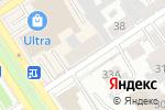 Схема проезда до компании Военный комиссариат Алтайского края в Барнауле