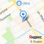 Твой инструмент на карте Барнаула