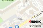 Схема проезда до компании Berkshire в Барнауле