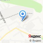 Почтовое отделение №12 на карте Барнаула