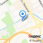 АртСтиль на карте Барнаула