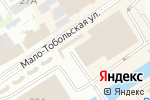 Схема проезда до компании Обувь Зима-Лето в Барнауле