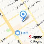 Аргументы и факты на Алтае на карте Барнаула