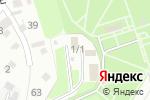 Схема проезда до компании Спорт FM Барнаул, FM 91.1 в Барнауле
