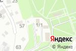 Схема проезда до компании Шансон Барнаул, FM 101.9 в Барнауле