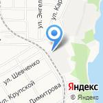 Перевозчик на карте Барнаула