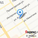 Аско-Мед-Плюс на карте Барнаула