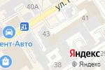 Схема проезда до компании СудЭксперт в Барнауле
