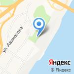 Карина на карте Барнаула