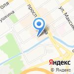 Парфюм для Вас на карте Барнаула