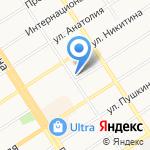Отделение по Алтайскому краю Сибирского главного управления Центрального банка Российской Федерации на карте Барнаула