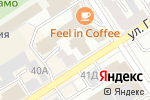 Схема проезда до компании Инсайт ИнвестБрокер в Барнауле