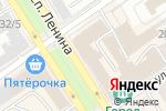 Схема проезда до компании Комитет по финансам, налоговой и кредитной политике города Барнаула в Барнауле