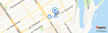 АлтайТорг на карте Барнаула