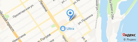 СтальФонд на карте Барнаула