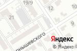 Схема проезда до компании Алтайская краевая общественная организация Всероссийского общества инвалидов в Барнауле