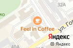 Схема проезда до компании Twois Coffee в Барнауле