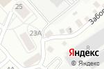 Схема проезда до компании ВОСТОК-СИТИ в Барнауле