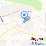 ВОСТОК-СИТИ на карте Барнаула