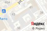 Схема проезда до компании Мелко-оптовая база в Барнауле