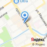Сезон на карте Барнаула