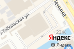 Схема проезда до компании Парфюм22.рф в Барнауле