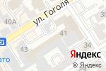 Схема проезда до компании ОТК-Барнаул в Барнауле