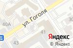 Схема проезда до компании Триколор-Сибирь в Барнауле